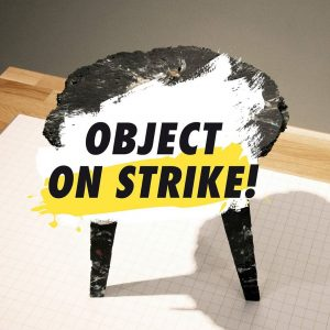 #artstrike On the occasion of today's global climate strike we put two objects ...