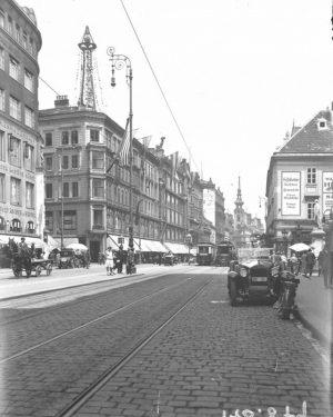 Happy Birthday, Gerngross! Am 26. September 1879 eröffnete Alfred Gerngroß in der Mariahilfer ...
