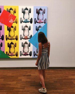 la couleur est la gloire de la lumière ✨ Albertina Museum