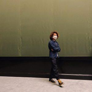Adnan bewegt (sich) #beethoven #tinosehgal #khm Kunsthistorisches Museum Vienna
