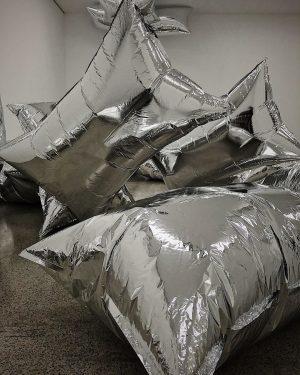 Silver clouds - Silver Factory - Mirror - Warhol mumok - Museum moderner ...
