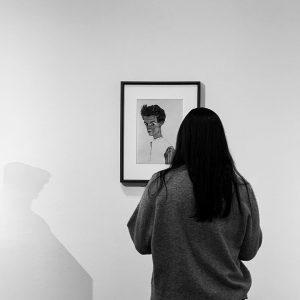 16/12/2019 — Egon & Sofi @sofi.zborilova Leopold Museum