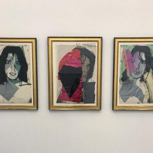 oh andy #andywarhol #mumok #exhibition