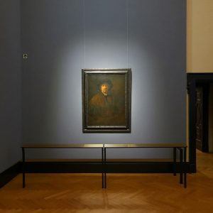 Rembrandt self-portrait (1652) at the Kunsthistorisches Museum, Vienna (Swipe for more paintings in ...