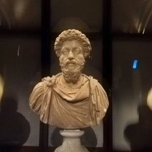 Marcus Aurelius, do you need any more motivation to be a good human? ...