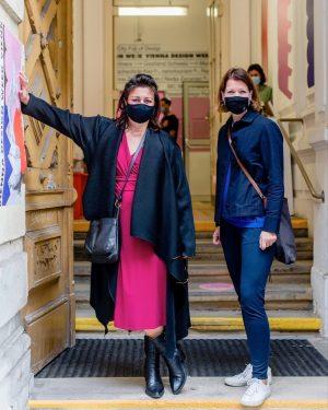 Mag.a Veronica Kaup-Hasler, Amtsführende Stadträtin für Kultur und Wissenschaft, war am Preview Day ...