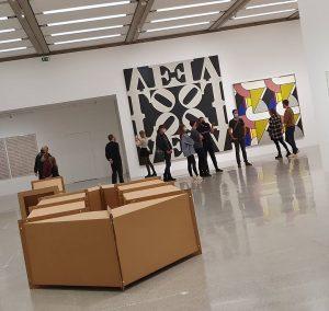 Mumok - Andy Warhol exhibits a glittering alternative #andywarhol #mumok #vienna #wien #art ...