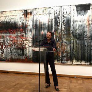 #BankAustria #kunstforum @GerhardRichter #Landschaft Dienstag, 29. September 2020 Zur Ausstellung sprechen: #IngriedBrugger, Direktorin, ...