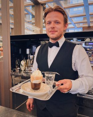 "Have you ever heard about the old Viennese coffee speciality, called ""Fiaker""? ☕️ ..."