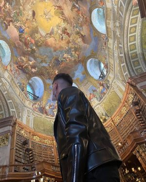 Mi sento osservato 👁 Österreichische Nationalbibliothek