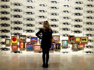 #andywarhol 🎯 mumok - Museum moderner Kunst Wien