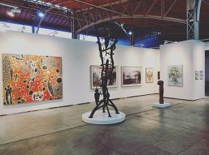 Galerie Ernst Hilger - Booth A24 @viennacontemporary @galeriehilger Galerie Ernst Hilger at Dorotheergasse 5 in Vienna's 1st...