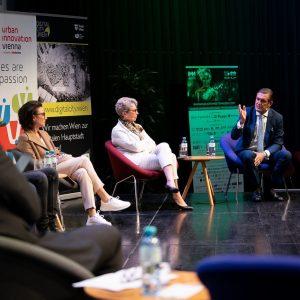 Beim ersten Panel der #DIDAYS20 zum Thema Digitale Wirtschaft und neue Arbeitswelten ging es u. a. um...