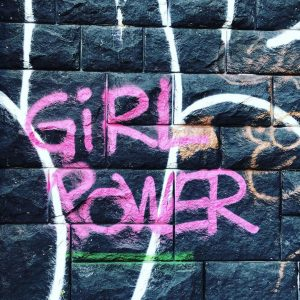 Girls just wanna have fundamental Rights 💫 @donaukanal_rmntk #donaukanal #wien #vienna #graffiti #girlsjustwannahavefun ...