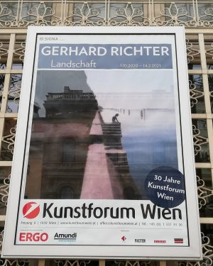 Mit @pflegeundkunst unterwegs: Pressekonferenz zur Ausstellung * * #GerhardRichter #kunstforum #kunstforumwien #exhibition #Museumsofvienna ...