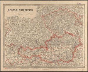 Nach dem Ende des Ersten Weltkriegs veränderte sich die politische Landkarte Europas radikal: Viele neue Staaten teilten...