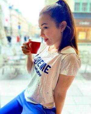 Всем привет☀️ Утро начинается с ☕️ Julius Meinl - амбасадор венской кофейной культуры🇵🇪 а я кофеманка, поэтому...