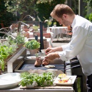 Grillen ist Lebensfreude 🌽🥔🥩 Hotel DAS TRIEST