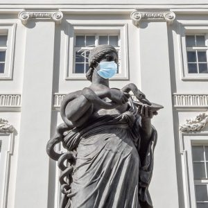 #Masketragen #corona #covid19 #hygieia @josephinum_wien #josephderzweite Photo: Hurnaus Josephinum