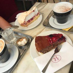 #cafe #kaffee #coffee #bonappetit #torte #pause #barista #joyfull #monday #weekday #food #sweet #foodporn #cuisine #wien #vienna #gayman...