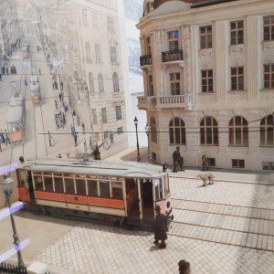 Stadtstraße um 1920 #technischesmuseumwien #historylovers #wienermuseen #modelstadt #instagram #wien_love #viennagram #viennaonly #viennanow #viennaaustria #viennamuseum #funinlife #familylife #familyday...