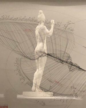 #rodin #augusterodin #reflection #jordinevoigt #beethovenbewegt Kunsthistorisches Museum Vienna