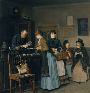 1800 lu yillarda şans oyunlari🙄 Lottery Sisters 😊1888 Josef Gisela oil painting modernart#oilpainting#artcurator#artcollector#contemporaryart#fineart#viena#artpainter#artwork#besiktas#kadikoy#atasehir ...