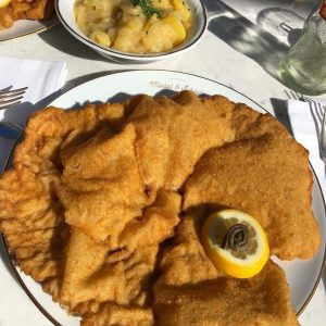 When you think about Viennese cuisine you probably think about Wiener Schnitzel, don't ...