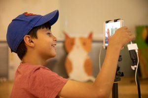 #MQ4You 👾 Trickfilm ZOOMinar im @zoomkindermuseum ! In dieser Online-Workshopreihe lernt ihr, wie ...