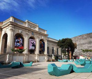 Good morning, Vienna! #viennalove #wienliebe #mq #museumsquartier #igersvienna #visitvienna #enjoyvienna #viennagram #wienstagram #longweekendsarethebest MQ – MuseumsQuartier Wien