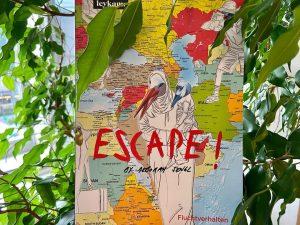 """Hier ist es endlich: das Buch """"ESCAPE! by Deborah Sengl"""" ⬇️⬇️⬇️⬇️⬇️⬇️ """"ESCAPE!, das aufsehenerregende Kunstprojekt von Deborah..."""