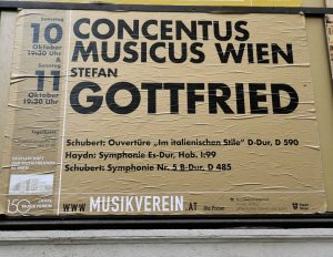 🥰🎼🎻🎶#Lookingforwardto tonight's concert! 💕#musikverein #musikvereinwien #imverein #takeover #concentusmusicus #photooftheday #picoftheday #igersvienna @concentusmusicuswien Wiener Musikverein