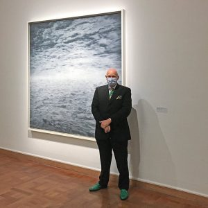 The fancy collector recommends: Gerhard Richter – Landschaft at Kunstforum Wien. #fancycollector #artcollector ...