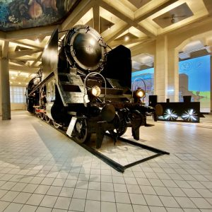 Die größte, schwerste, stärkste und schnellste Dampflok die je in Österreich gebaut wurde. ...