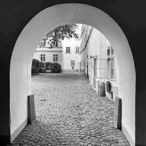 Old Vienna - Passagen, Hinterhöfe, Durchgänge #Vienna #1000thingsinvienna #imperialvienna #architecturephotography #urban #bnwphotography #schwarzweiss ...
