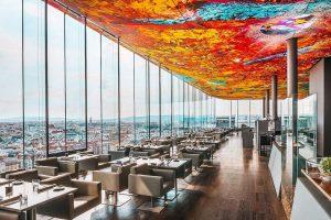 𝕊/𝕆 𝕍𝕚𝕖𝕟𝕟𝕒 Highlight Fact: Restaurant und Bar befinden sich auf der auf der 18. Etage mit einem...