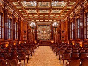 Von einer Vorstandstagung bis hin zu einem großen Cocktailempfang, das Park Hyatt Vienna ...