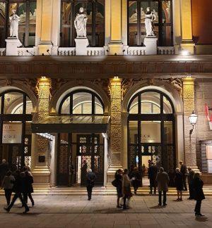 Wiener Musikverein #WienGo ______________ #musikverein #music #viennanow #wien #vienna #konzert #klassischeMusik #orchester #kammermusik #mycity #myvienna #bestcity #viennabynight...