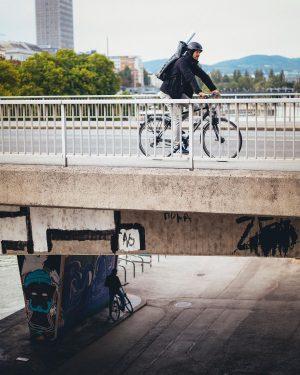 Vienna, Austria • October 2020 Salztorbrücke