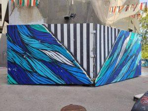 Donaukanal / Spittelauer Lände 12, 1090 Artist: @kyros_kyros for @tanzdurchdentag, @daswerk_wien www.viennamurals.at Books ...