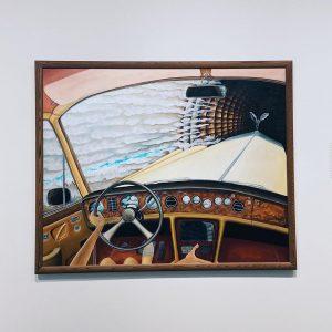 N o W a y O u t By Ida Szigethy . . . #art#modernart#modernalbertina#wien#vienna#natsik_pic Albertina Modern