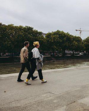 Vienna, Austria • October 2020 Donaukanal