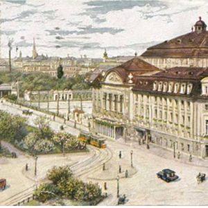 Heute vor 107 Jahre wurde das Wiener Konzerthaus eröffnet! 🎶😍💙 Trotz Corona wollen wir das mit euch...