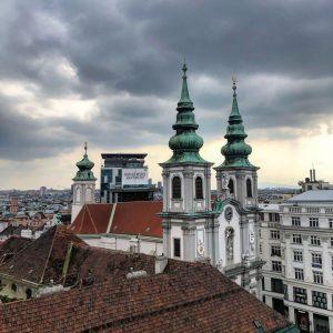 Vienna • gray autumn days (October 2020) —————— #vienna #wien #herbst #herbstzeit #mariahilferstraße ...