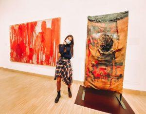 Struggling understanding Contemporary art 👨🏻🎨 В попытках разобраться с современным искусством. Люблю возрождение и импрессионистов за их...