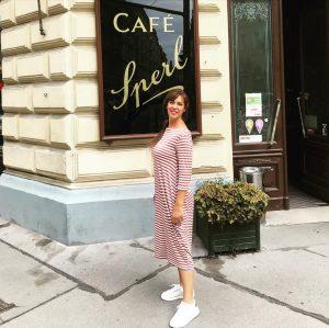 Coffee time ☕️ • • • #wien #cafésperl #lovethiscity #vienna #austria #vessyk #travel ...