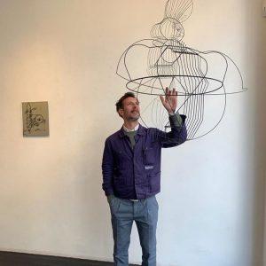 Congratulations to the 2020 Dagmar Chobot Sculpture Award Winner @studio_constantinluser Constantin Luser, born ...