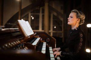 #WienModernCountdown Noch 8 Tage bis zum Festivalstart ❤ Klangforum Wien: Erwartung Iveta Apkalna, Orgel 29.10.2020 21:45 Uhr...