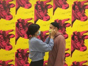 #maskeauf mumok - Museum moderner Kunst Wien