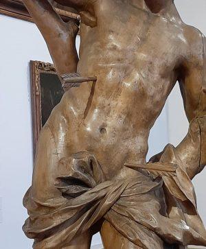 #baroque #gardenpalace #museum #sculpture #sebastian #torso #fotobojanschnabl #vienna #dunaj Belvedere Museum